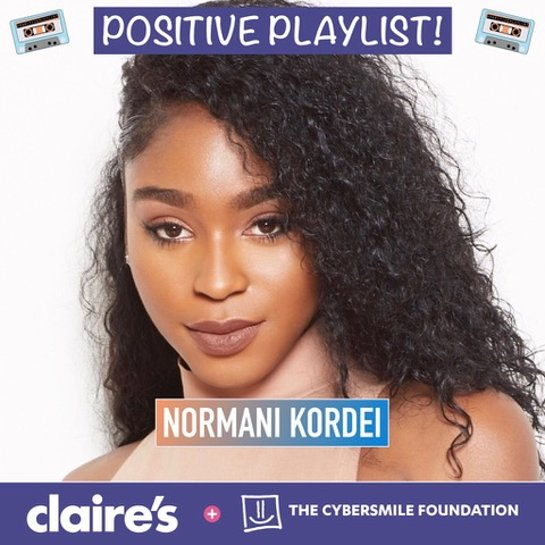 Normani Kordei Positive Playlist