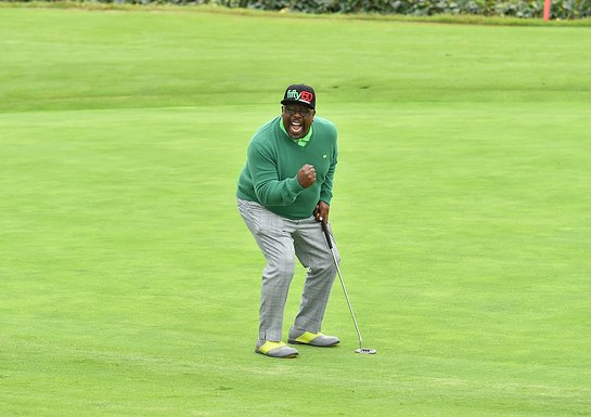 Cedric the Entertainer hosts 18th Annual Emmys Golf Classic