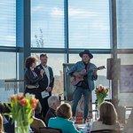 Rainn Wilson And Arcade Fire Attend Mona Foundation's Seattle Gala