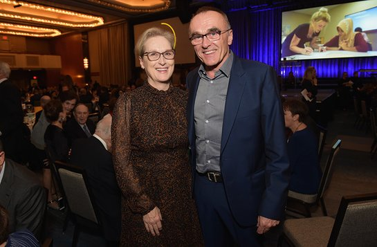 Meryl Streep And Danny Boyle
