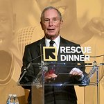 Michael Bloomberg Honored At Star-Studded International Rescue Committee Dinner