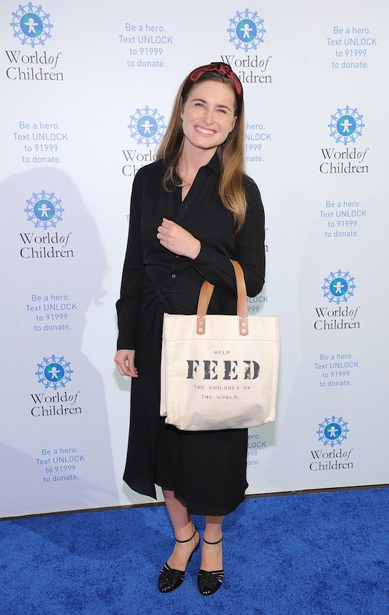 Lauren Bush Lauren attends World of Children Awards 2017