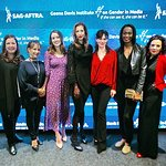 SAG-AFTRA And The Geena Davis Institute Present Power Of Portrayal Celebrity Panel