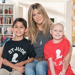 Jennifer Aniston Joins 14th Annual St. Jude Thanks And Giving Campaign