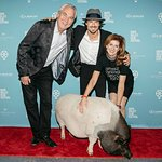 Ian Somerhalder And Nikki Reed Receive The JARR Humanitarian Award At Napa Valley Film Festival