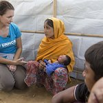 Kristin Davis Calls For Urgent Action For Rohingya Refugee Children