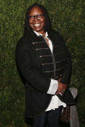 Whoopie Goldberg at the Prostate Cancer Foundation 2017 New York Dinner
