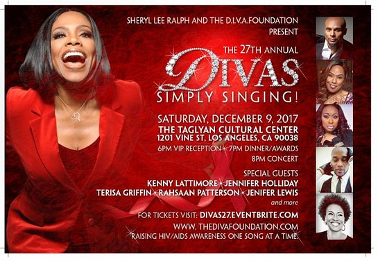 27th Annual Divas Simply Singing