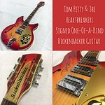 Sweet Relief Musicians Fund Auctions Tom Petty Signed Rickenbacker