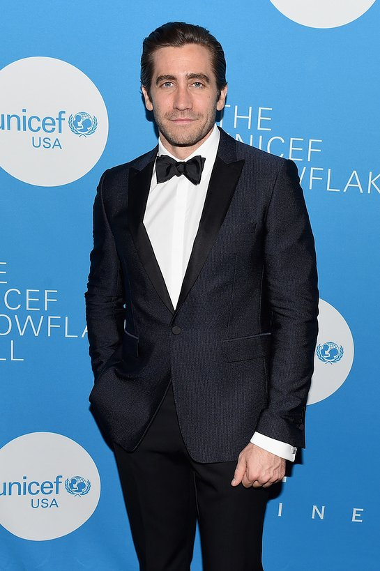 Jake Gyllenhaal attends 13th Annual UNICEF Snowflake Ball 2017