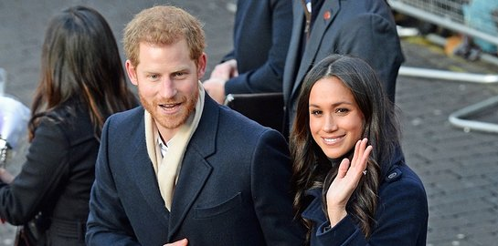 Prince Harry and Meghan Markle visit Nottingham to mark World AIDS Day