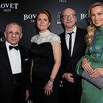 Petra Nemcova Honored At BOVET Gala