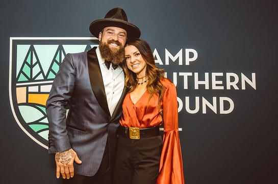 Zac Brown at second annual Evening to Remember fundraiser