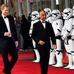 Prince William And Prince Harry Attend European Premiere Of Star Wars: The Last Jedi