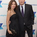 Alec And Hilaria Baldwin Attend Star-Studded Ripple Of Hope Awards