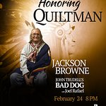 Jackson Browne Announces Second Honoring Quiltman Benefit Concert