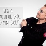 Your Chance To Play Mini Golf With U2