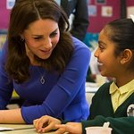 Duchess Of Cambridge Launches New Mental Health Initiative For Schools
