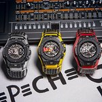 Depeche Mode To Release Series Of 55 Unique Big Bang Watches To Benefit Charity