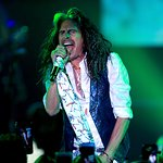 Steven Tyler Rocks Star-Studded Janie's Fund Gala And GRAMMY Viewing Party
