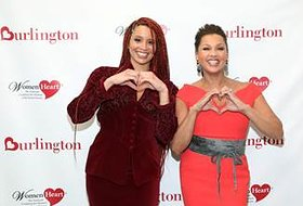 Vanessa Williams and her daughter, Jillian Hervey
