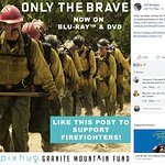 Help Raise $100K For Firefighters With Only The Brave