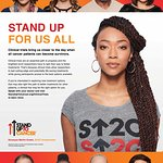 Actress Sonequa Martin-Green Joins Stand Up To Cancer In PSA Encouraging Clinical Trial Participation