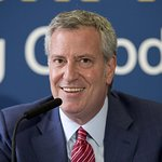 New York Mayor Bill de Blasio Named As PETA Person Of The Year