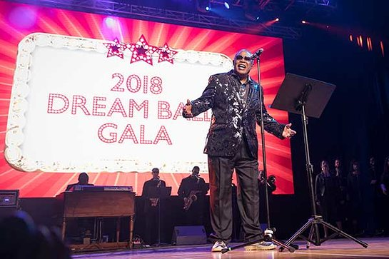 The Legendary Soul Man Sam Moore Performs At 2018 Dream Ball