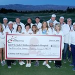 Patrick Warburton Celebrity Golf Tournament Raises $2.5 million For St. Jude Children's Research Hospital