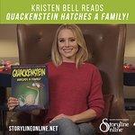 Kristen Bell Reads Her Favorite Children's Book for Storyline Online