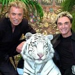 Siegfried & Roy Make Triumphant Return