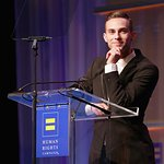 Adam Rippon Honored At HRC Los Angeles Dinner