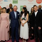 Stars Join Prince Charles At Prince's Trust Awards 2018