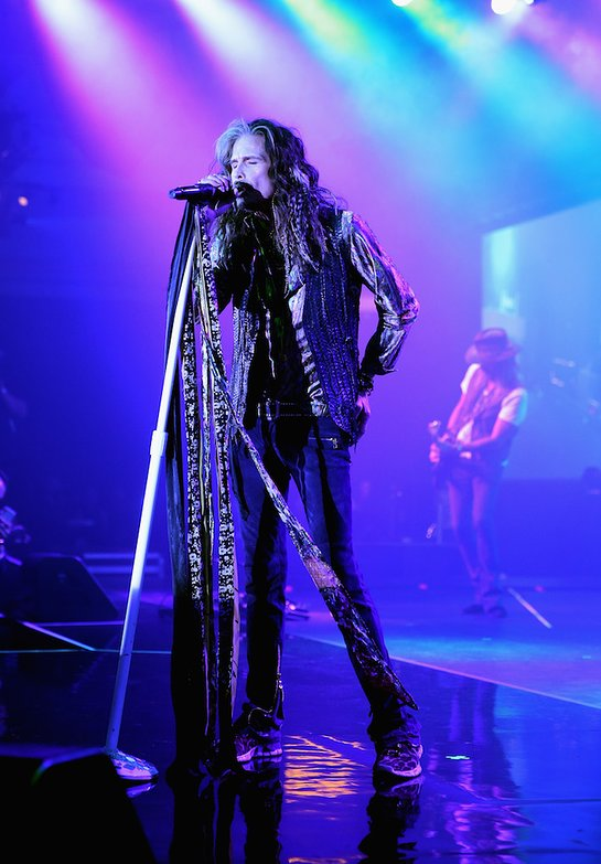 Steven Tyler performs onstage at Celebrity Fight Night XXIV