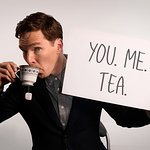 Your Chance To Drink Tea With Benedict Cumberbatch