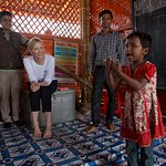 UNHCR Ambassador Cate Blanchett Warns Of Race Against Time To Protect Refugees From Monsoon Rains
