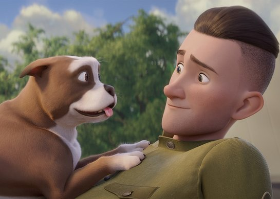 Sgt. Stubby: An American Hero opens nationwide on April 13