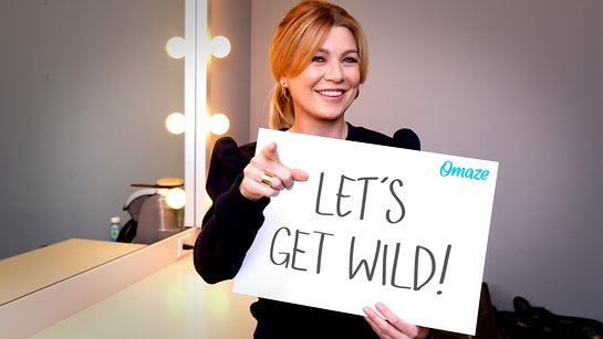Picnic with Ellen Pompeo and Visit a Wildlife Sanctuary Together