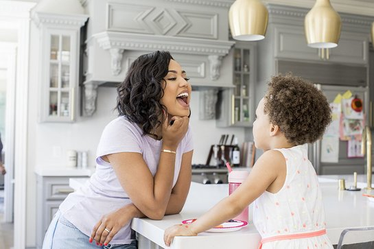 Ayesha Curry Releases New Cheeky Kids Mealtime Collection in Partnership with No Kid Hungry.