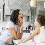 Ayesha Curry Releases New Cheeky Kids Mealtime Collection in Partnership With No Kid Hungry