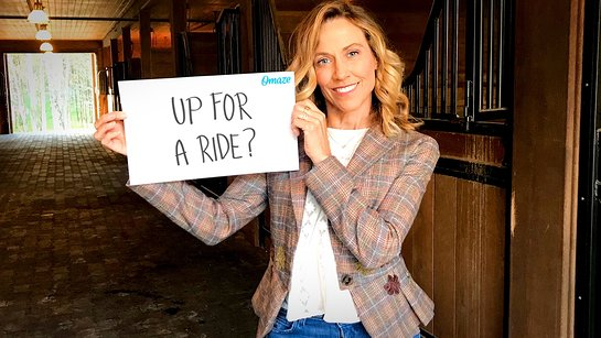 Go Horseback Riding with Sheryl Crow
