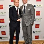 Stars Attend Point Honors New York