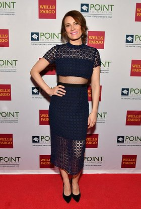 Laura Benanti at Point Honors
