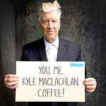 Your Chance To Enjoy Damn Good Coffee With David Lynch And Kyle MacLachlan