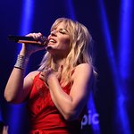 Kylie Minogue Performs At amfAR Gala Hong Kong
