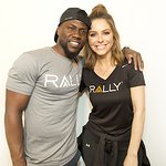 Kevin Hart, Maria Menounos And Rally Health Surprised Chicagoans At The Gym