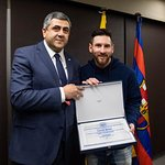 Lionel Messi Appointed Ambassador for Responsible Tourism by the World Tourism Organization