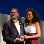 Kerry Washington Honored at Lehman College 50th Anniversary Celebration and Leadership Awards Dinner