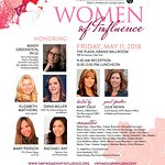 TJ Martell Foundation Honors Five Extraordinary Women At 6th Annual Women Of Influence Awards